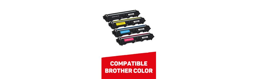 COMPATIBLE BROTHER COLOR